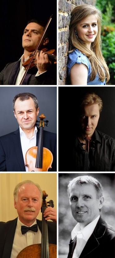 英国ロイヤル・オペラハウス管弦楽団メンバー